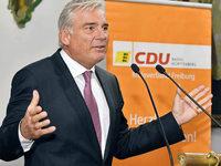 Mehr Polizei: Innenminister Strobl macht keine konkrete Zusage