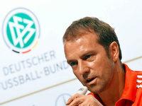 DFB-Sportdirektor Hansi Flick hört auf