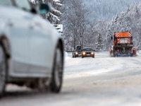 Bibbern im Südwesten: Kälte führt zu zahlreichen Unfällen