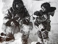 """Der Dokumentar-Stummfilm """"Nanook, der Eskimo"""" im Kommunalen Kino"""