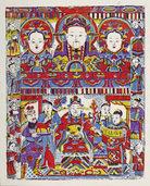 Das Augustinum zeigt chinesische Neujahrsbilder