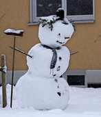 Winter zwischen Spaß und Anstrengung