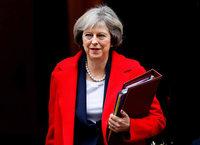 Britische Medien: May kündigt harten Brexit an