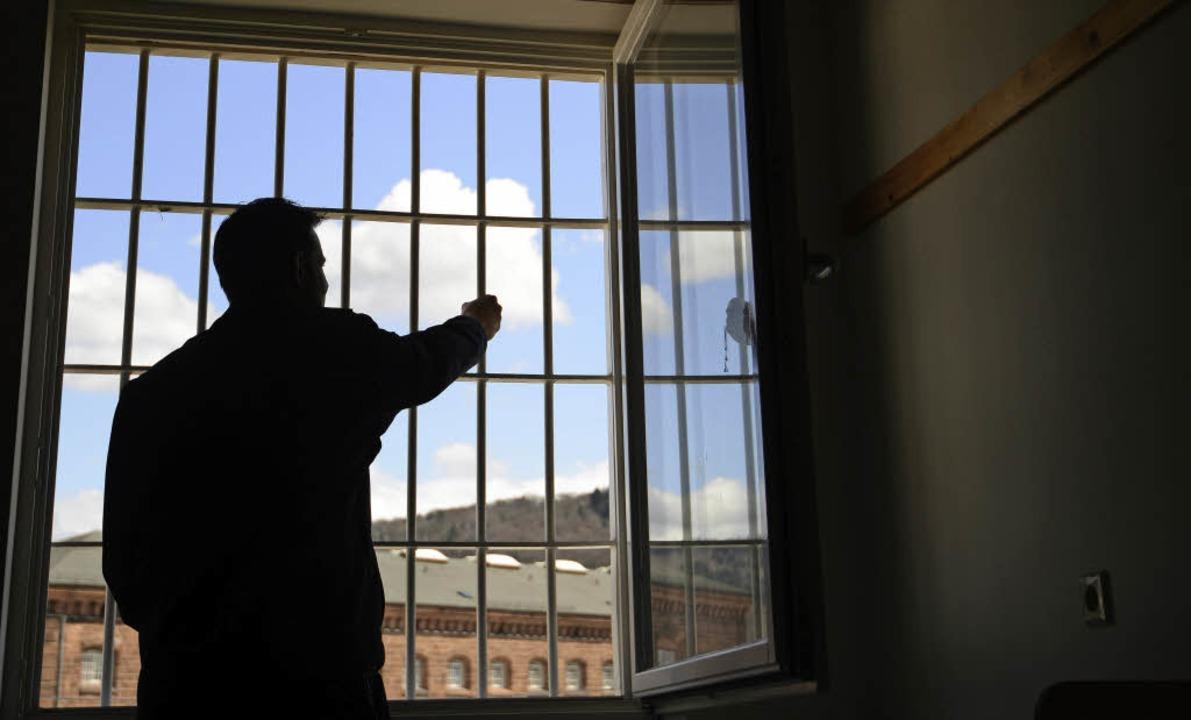 Internet im Gefängnis ist kein Menschenrecht - Panorama - Badische ...