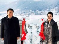 Chinas Präsident gibt sich als Retter des Freihandels