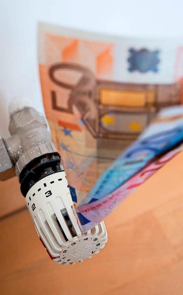 tipps wie man beim heizen geld sparen kann haus garten badische zeitung. Black Bedroom Furniture Sets. Home Design Ideas