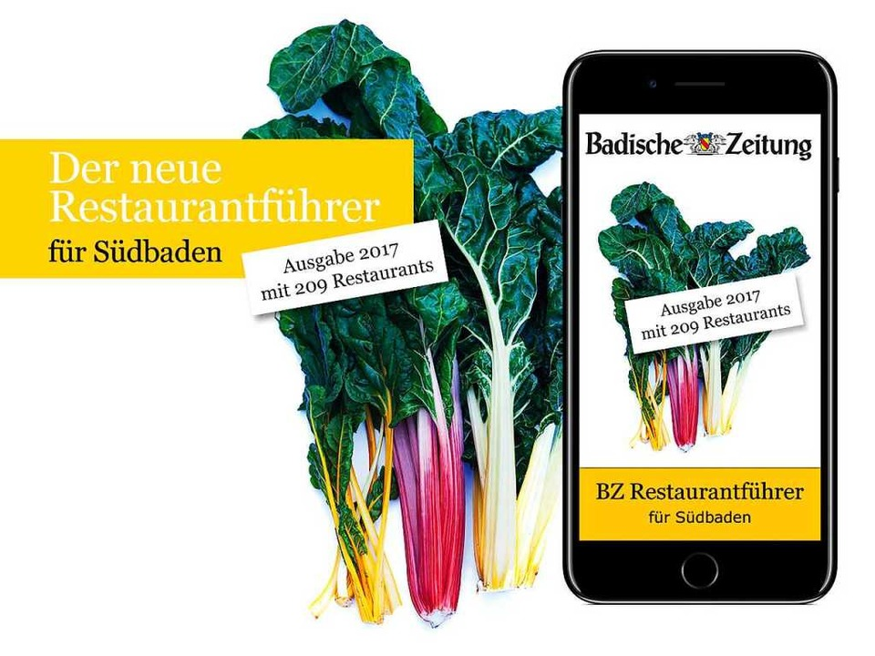 Digitaler Gastroführer: 209 Kritiken z...nten erhalten alle Inhalte kostenfrei.    Foto: Michael Wissing / bz