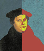 Martin Luther im Doppelpack
