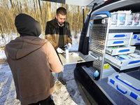 Mobile Hilfe: Projekt versorgt Obdachlose und Suchtkranke