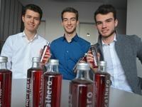 Start-Up-Gründer aus Lörrach erfinden Superfood-Drink