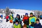 Fotos: 2500 Schüler im Schnee auf dem Feldberg
