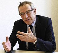 Amtsinhaber Michael Goby ist der einzige Bewerber für die Bürgermeisterwahl