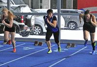 100 Sportler aus 20 Vereinen starten beim ersten Leichtathletikvergleich 2017 in Löffingen