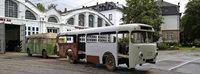 Die Freunde der Freiburger Straßenbahn restaurieren auch historische Omnibusse