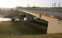 Brücke über Kinzig gibt Rätsel auf