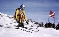 Ski-Geschichte im Wohnzimmerformat