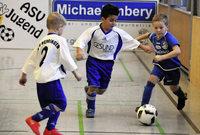 Viel Spaß beim Kampf um Ball und Tore
