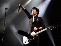 Blitzblanker Stadionrock von Green Day in Mannheim