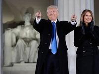 Trump-Day: Der Tag der Amtseinführung ist da