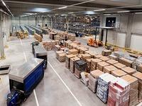 Europa-Park hat neues Logistikzentrum