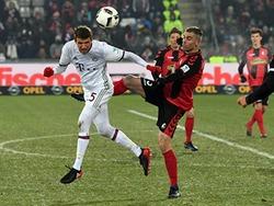 Das Spiel zum Nachlesen: SC Freiburg - FC Bayern 1:2