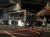 Busunglück: 16 Menschen sterben bei Verona