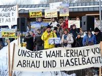 Video: Trekker-Demo gegen Atdorf-Projekt