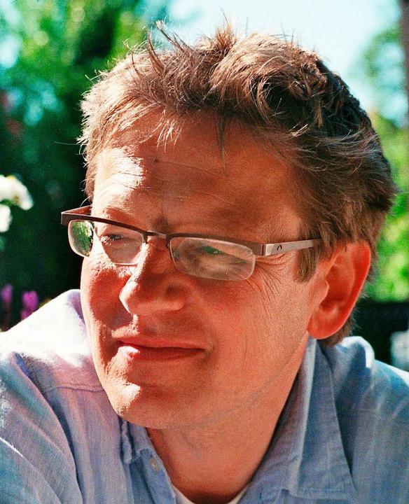 Volker Hagedorn  | Foto: Verlag