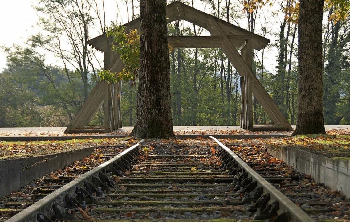 Das frühere Internierungslager ist heute eine Gedenkstätte.   | Foto: Stefan hupka