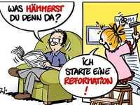 Lucy Backfisch: Reformation oder doch Deformation?