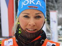 Steffi Böhler bei der WM dabei