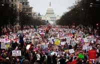 Fotos: Women's March - weltweit Demos und Protest