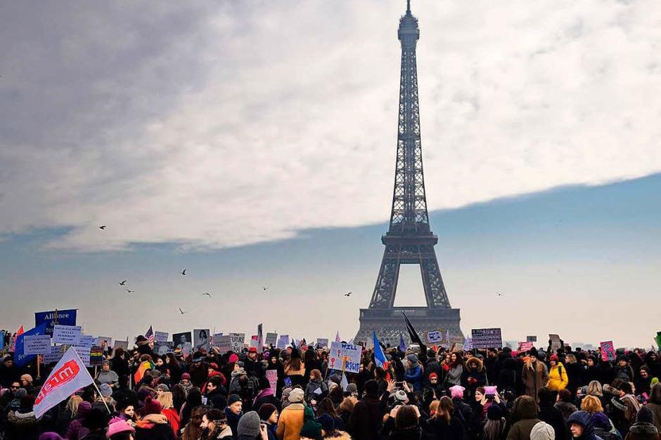 Paris (Foto: AFP)