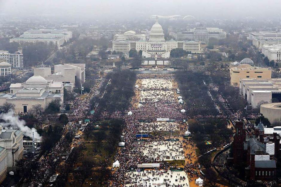 Washington D.C. (Foto: dpa)