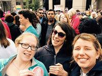 """Anti-Trump-Demo: """"Der Women's March hat mir neue Hoffnung geschenkt"""""""