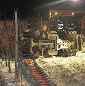 Traktorunfall fordert Feuerwehr