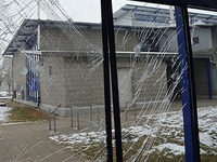 Einbrecher wüten in Schule - Zehntausende Euro Schaden