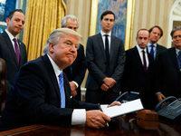 USA kündigen Freihandelspakt TPP auf