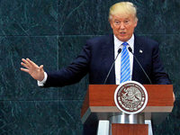 Stürzt Trump die Weltwirtschaft in Turbulenzen?