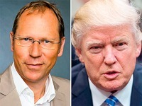 Leitartikel: Konfrontation oder Kuschelkurs mit Trump?