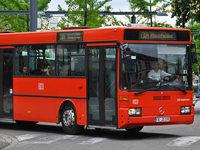 Linienbusfahrer verfranst sich in Riehen