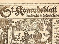 Seit 100 Jahren gibt das Erzbistum Freiburg das Konradsblatt heraus