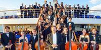 Die Bayerische Philharmonie beim Klosterkonzert in St. Blasien