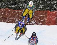 Die besten Skicrosser und Snowboardcrosser der Welt messen sich Anfang Februar im Schwarzwald