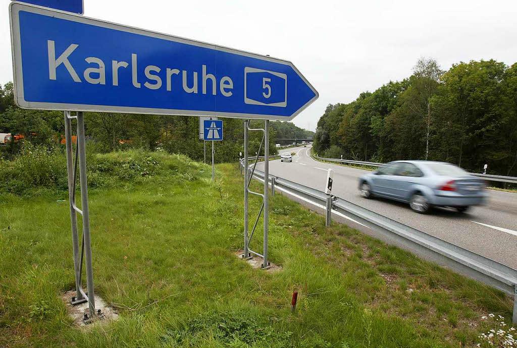 Kurzzeitiges Verkehrschaos Am Offenburger Ei Offenburg