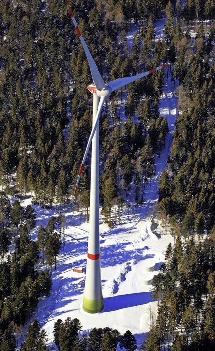 Die Windkraft mit all ihren Facetten b... weiter den Gersbacher Ortschaftsrat.   | Foto: E. Meyer