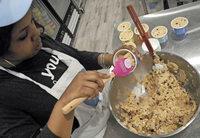 In New York wird ungebackener Teig in 15 Sorten zum Sofortessen verkauft