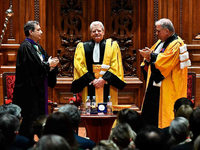 Der präsidiale Mahner: Joachim Gauck nimmt Abschied