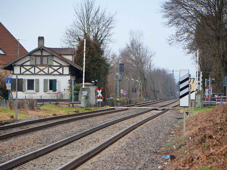 Ab 6. Februar ist der Übergang in der Kirchstraße dicht.  | Foto: Peter Gerigk