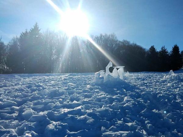 Winterimpressionen aus dem Elztal und Umgebung von verschiedenen Fotografen.